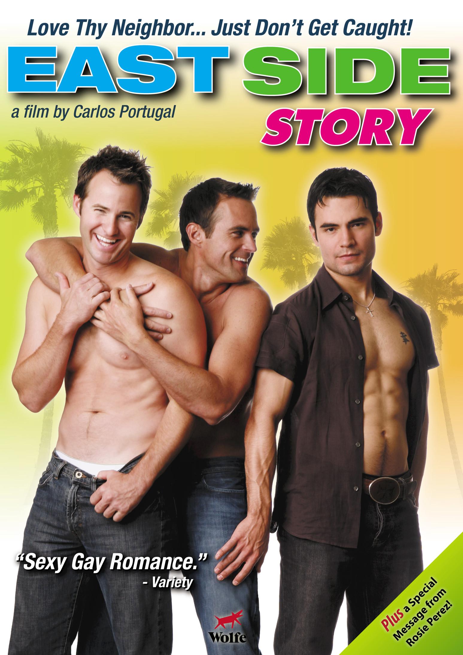 Gay cum facial orgy